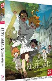 The Promised Neverland, Saison 1 [2 Blu-Ray]