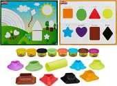 Play-Doh Shape & Learn Colours & Shapes, Ages 2 Years and Up