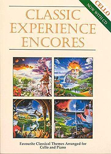 Classic Experience Encores - Cello & Piano (with CD)