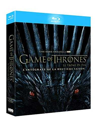 Game Of Thrones (Le Trône de Fer) - Saison 8 [Blu-ray]