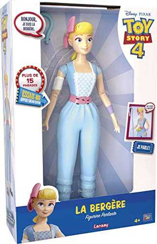 Lansay - Toy Story 4 - La Bergere Personnage Parlant - 64459
