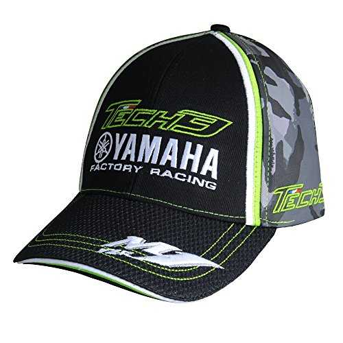 Tech 3 Yamaha Moto GP Racing Team Casquette officielle 2017