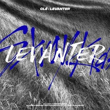 Stray Kids Clé : Levanter [Standard ver. - Random] - CD, Photobook, QR Photocard, Folded Poster with Pre Order Benefit, Extra Decorative Sticker Set, Photocard Set
