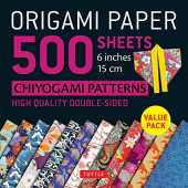 Origami Paper Chiyogami Patterns