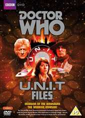 Doctor Who U.N.I.T. Files of Dinosaurs/The Android Invasion [Import]