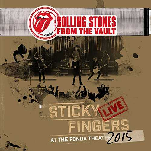 Sticky Fingers Live at the Fonda Theatre (CD DVD Digipack) [DVD   CD] [DVD   CD]