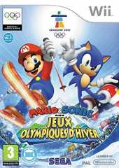 MARIO & SONIC AUX JEUX OLYMPIQUES D'HIVER by Third Party
