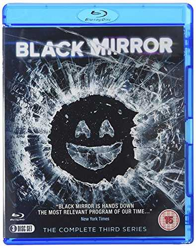 Black Mirror: Series 3 (2 Blu-Ray) [Edizione: Regno Unito] [Import]