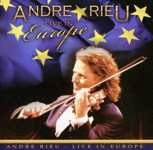 Live in Europe [Import USA]