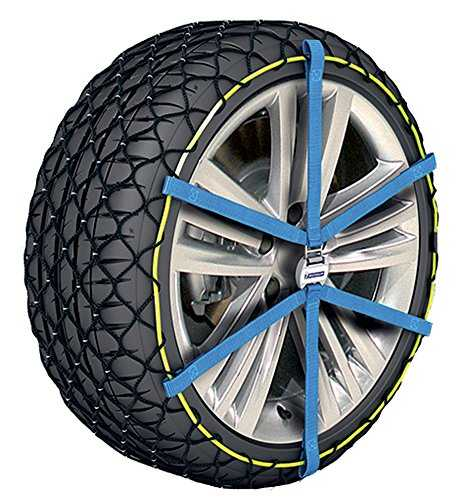 Michelin 008316 Easy Grip Evolution Chaîne à Neige Composite, EVO 16