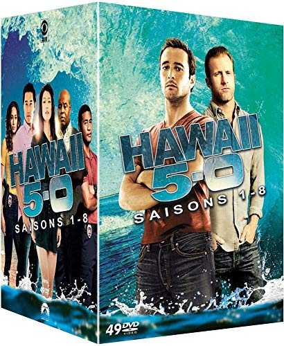 Hawaii 5-0-Saisons 1-8