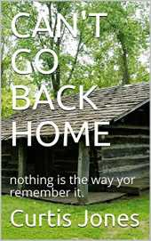 CAN'T GO BACK HOME: nothing is the way yor remember it. (English Edition)