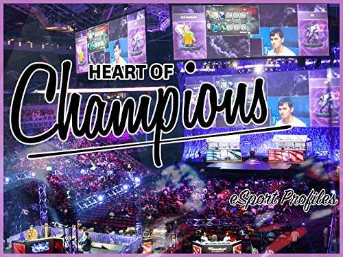 Heart of Champions - eSports Profiles