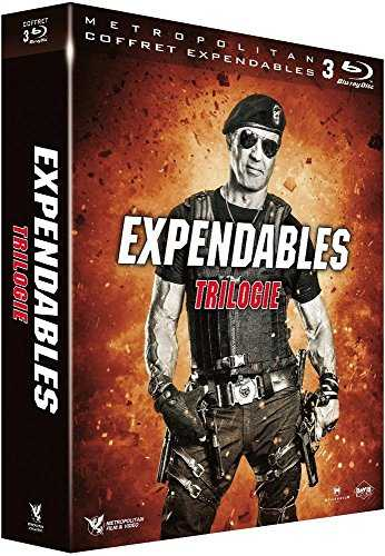 Expendables : Trilogie [Blu-ray]