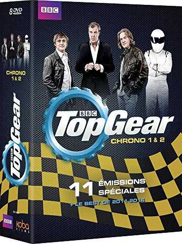 TOP GEAR Volumes 1 & 2