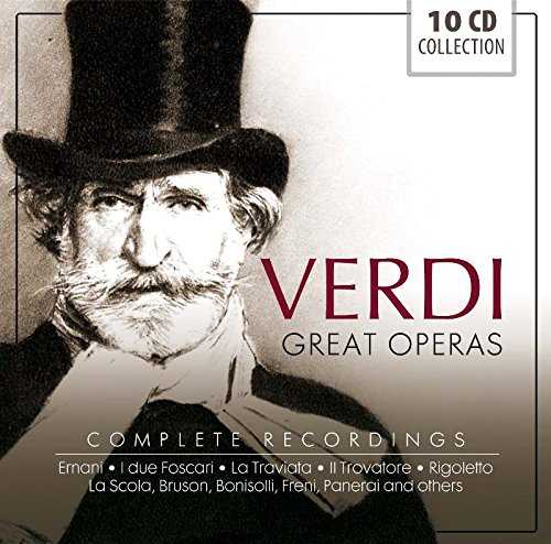 Verdi : Great Operas