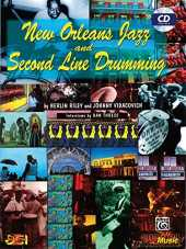 New Orleans Jazz & Second Line Drumming