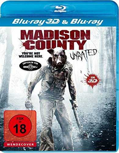 Madison County (3D Blu-Ray) [Import]