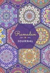 Ramadan Journal & Planner: 30 Days Prayer, Fasting, Gratitude and Kindness: Calendar, Meal Planner And Daily Schedule Journaling Prompts Ramadan Gift For Men Women Kids