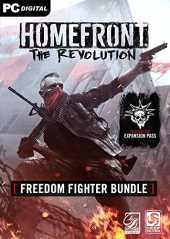 The Homefront: The Revolution - Freedom Fighter Bundle [Code Jeu PC - Steam]