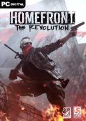 Homefront: The Revolution [Code Jeu PC - Steam]